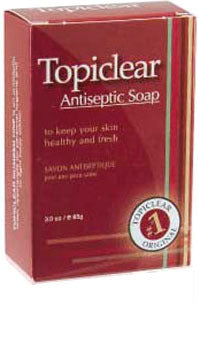 Topiclear Number One Hygenic Soap 3 oz / 85 g - a1beaute
