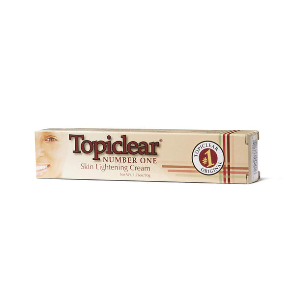 Topiclear Number One Cream Tube 1.76 oz / 50 g - a1beaute
