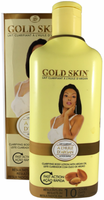 Gold Skin Clarifying Body Lotion With Argan Oil 15 oz / 450ml - a1beaute