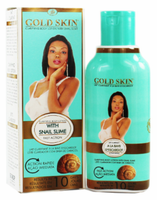 Gold Skin Clarifying Body Lotion With Snail Slime 15 oz / 450ml - a1beaute
