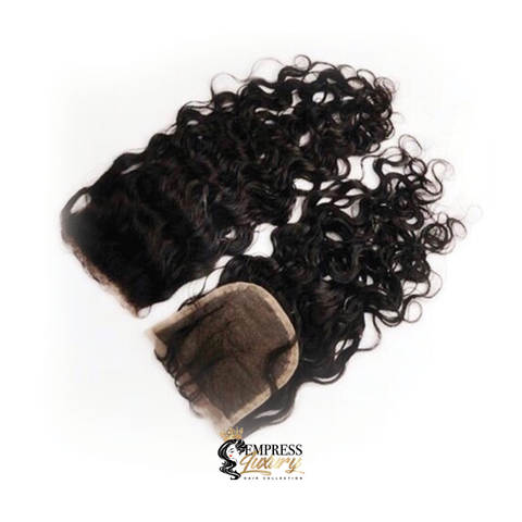 Natural Curl Lace Closure