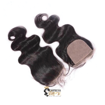 Body Wave SilkBase Closure
