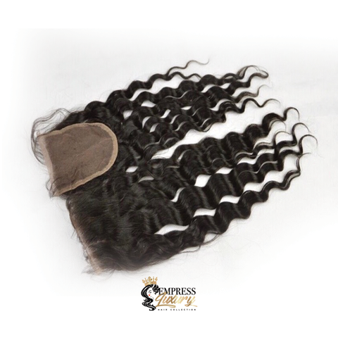 HD Tight Curl Lace Closure
