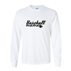 Long Sleeve Shirts Baseball Mom