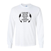 Long Sleeve Shirts Cash Me On Soccer