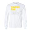Long Sleeve Shirts Champion Trains