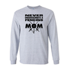 Long Sleeve Shirts Fencing Mom
