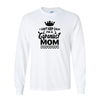 Long Sleeve Shirts Gymnastics Mom