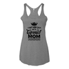 Women's Tank Tops Gymnastics Mom