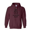 Hoodies Keep Calm Soccer Mom