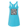 Women's Tank Tops Straight Out Of Practice