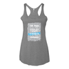 Women's Tank Tops Pain Today Strength Tomorrow