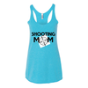 Women's Tank Tops Shooting Mom