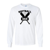 Long Sleeve Shirts Softball Dad