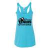 Women's Tank Tops Tennis Grandma