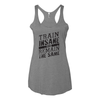 Women's Tank Tops Train Insane