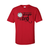 T-Shirts Volleyball Dad
