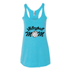 Women's Tank Tops Volleyball Mom