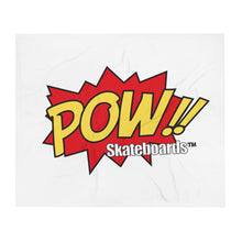 POW!! Burst Throw Blanket!!
