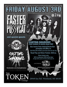 Badass and Brash debuts at The Token Lounge in Westland, MI
