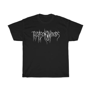 Treason Woods Band 2-Sided T-Shirt