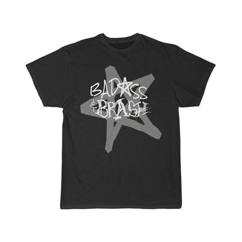 Badass and Brash Star Logo T-Shirt