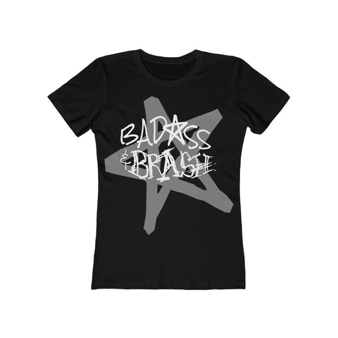 Badass and Brash Star Logo Women's T-Shirt