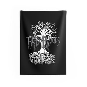 Treason Woods Band Flag