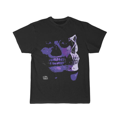 Alter Ego Purples Art Print Short Sleeve T-Shirt