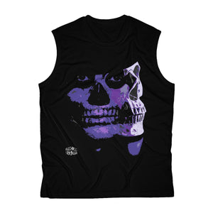 Alter Ego Purples Men's Sleeveless Performance T-Shirt