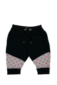 Hawk's Bay Jogger Printed Shorts - Jr-12/122-1