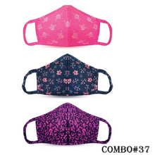 PRINTED UNISEX PROTECTIVE MASKS