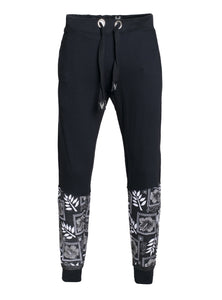 Hawks Bay - Printed Jogger Fleece Pants -Jr-12/122