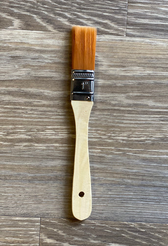 Budget Lay Off Brush 1""