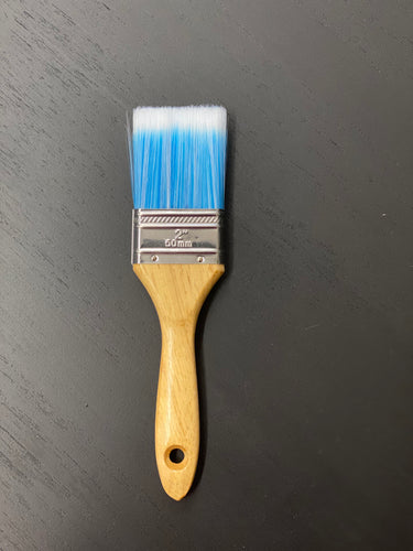 Silverline Synthetic Flat Brush 2