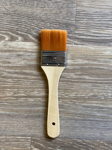 Budget Lay Off Brush 2""