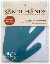 Grits for Sandi Hands - mixed bag of 3 grits 80/180/320 - colourmekt