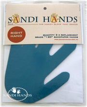 Sandi Hands - mixed bag of 3 grits 120/240/400 - colourmekt