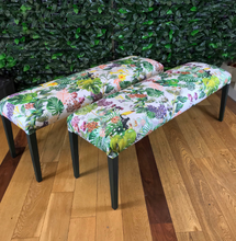 S O L D !!!    Pair of upholstered benches - colourmekt