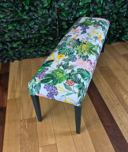 Pair of upholstered benches - colourmekt