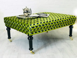 Large Footstool sold but can replicate