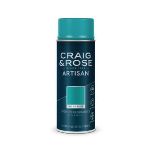 Artisan - Enamel Spray Paint Paint - Gogo Blue 400ml - colourmekt