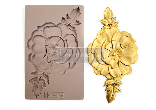 re-design with Prima Mould - In Bloom - colourmekt
