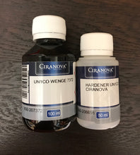 Ciranova Unico SFO Wenge 100ml with 35ml Hardener 02 - colourmekt
