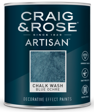 Craig & Rose Artisan - Chalk Wash  - Blue Ochre 750ml