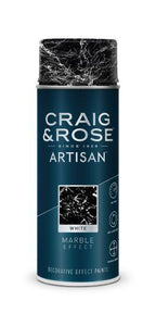 Artisan - White Marble Spray Paint 400ml - colourmekt