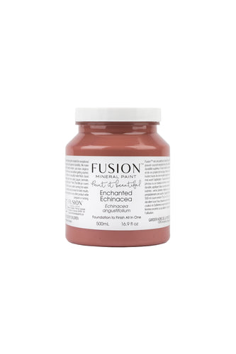 Fusion mineral paint | Enchanted Echinacea | 500ml | Colour Me KT