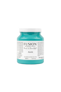 Fusion mineral paint | Azure | 500ml | Colour Me KT