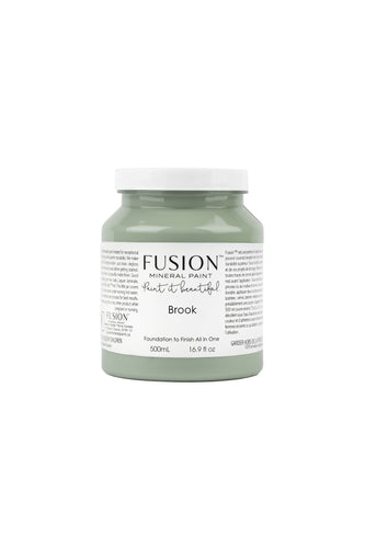 Fusion mineral paint | Brook | 500ml | Colour Me KT