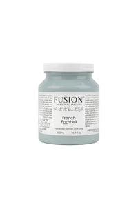 Fusion mineral paint | French Eggshell | 500ml | Colour Me KT